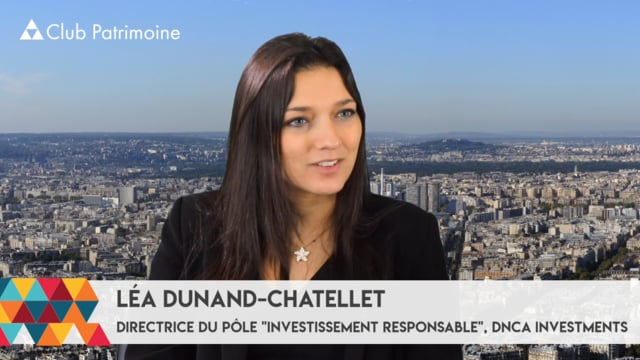 Gestion ISR «made in» DNCA Finance