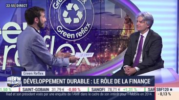 Green Reflex- Développement durable, le rôle de la finance
